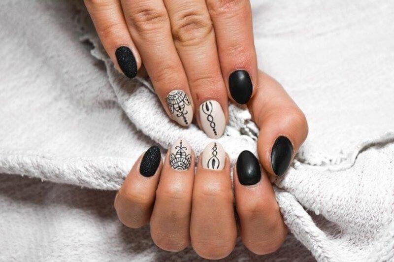 Błędy w manicure hybrydowym
